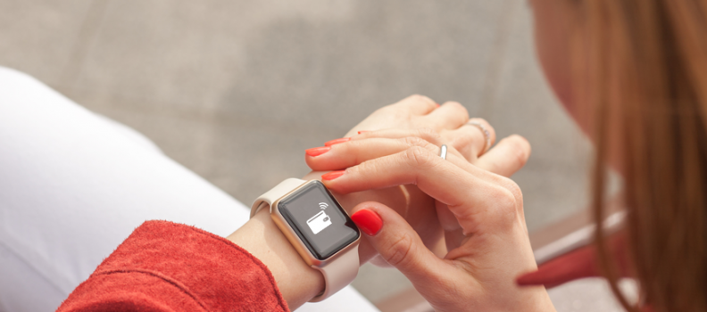 Move over digital wallet, the wearables are here!